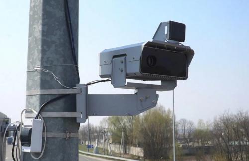 МВД передали 90 камер для видеофиксации нарушений ПДД с расширенной функциональностью (до конца года добавят еще 130 камер)