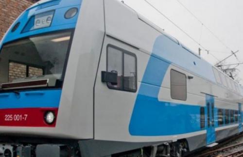 Укрзализныця отправит двухэтажные поезда Skoda на капитальный ремонт
