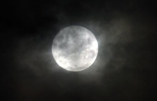 В январе над Землей взойдет Голубая Луна: когда наблюдать