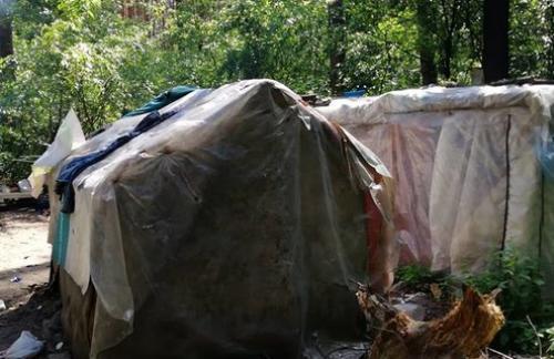 Полиция установила численность ромов в Украине