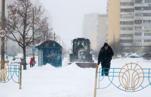 Тройка с минусом: киевляне оценили работу коммунальных служб