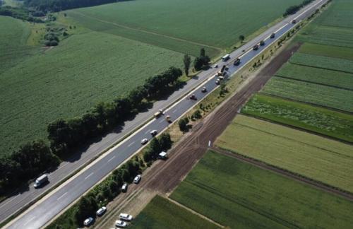 """Трассу """"Одесса – Киев"""" закроют на 8 часов: схема объезда"""