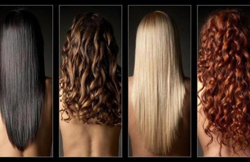 Цвет волос надолго!
