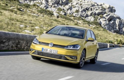 На разработку нового Golf «Фольксваген» потратит 2 миллиарда евро
