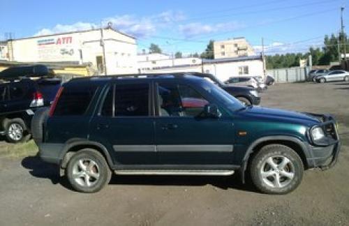Продам авто: Honda CR-V 1997 года