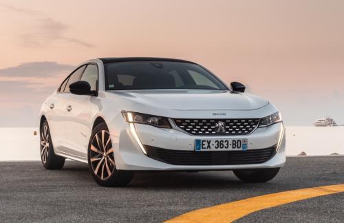 Peugeot 508 станет полноприводным гибридом