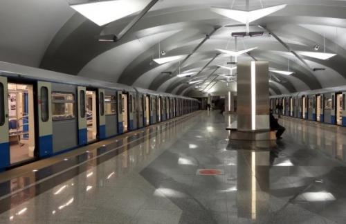 В киевском метро установлен рекорд пассажироперевозки