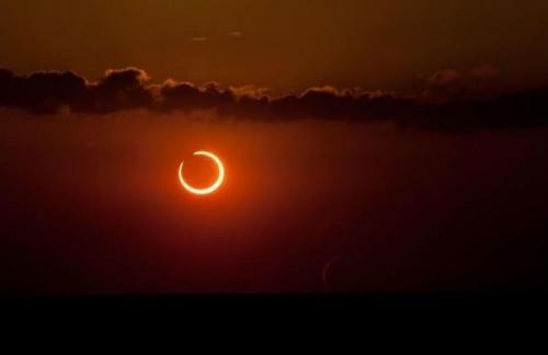В Библии найдены описания первого солнечного затмения