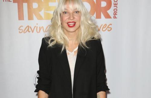 Певица Sia выложила свое