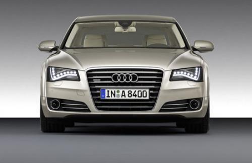 Самый длинный Audi