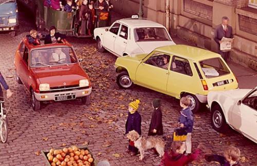 Сто лет революций Renault