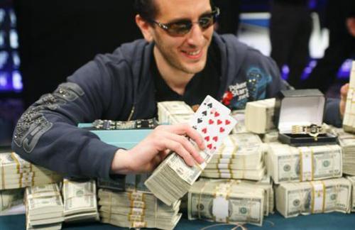 Люди - которые встряхнули покерный мир.