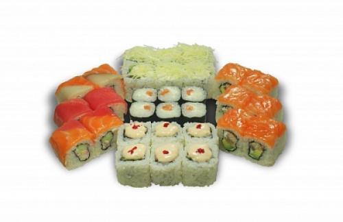 Японская кухня – это вкусно и очень полезно!
