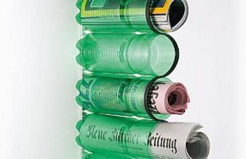 Что сделать из пластиковой бутылки?