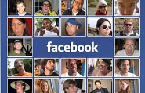 Социальная сеть Facebook призывает