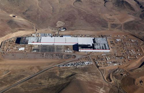 Tesla покинул директор отдела производства батарей