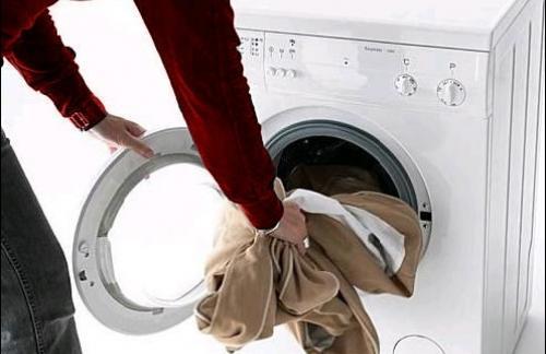 Золотые правила стирка в стиральной машине.