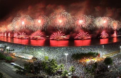 Самые необычные места для встречи Нового года