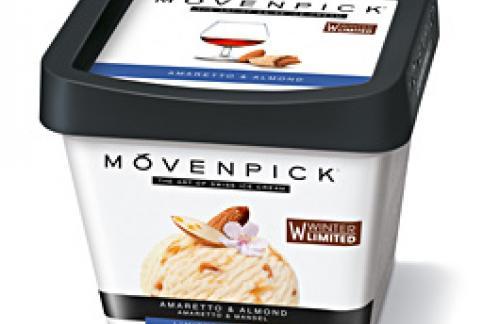 Искусство швейцарского мороженого Movenpick
