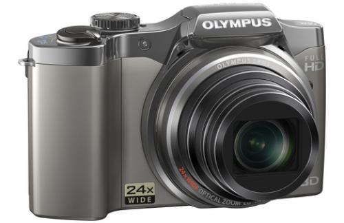 Компания Olympus выпустила новые камеры SZ-30MR и SZ-20