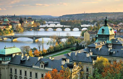 Отпуск в Чехии