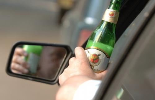 Полиция начнет выдавать автомобилистам пиво