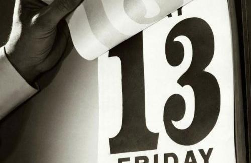 Почему нельзя ничего делать в пятницу, 13-го?