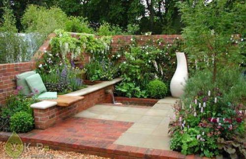 Секреты создания роскошного сада