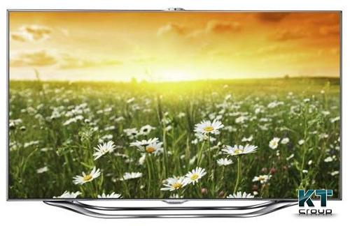 Samsung UE55ES8000 - cтройный, шикарный и умный: первый ТВ 2012 года