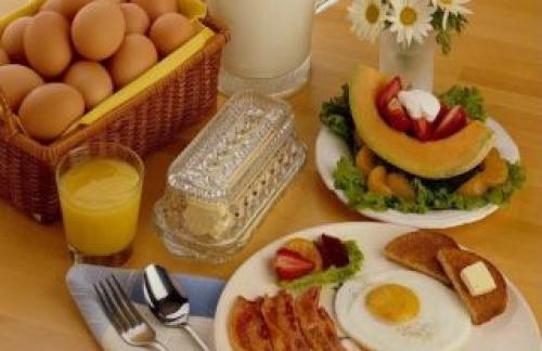 Сладкое на завтрак - безвреднее, чем днем или вечером