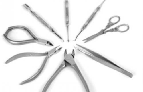 Как стерилизовать инструменты для маникюра