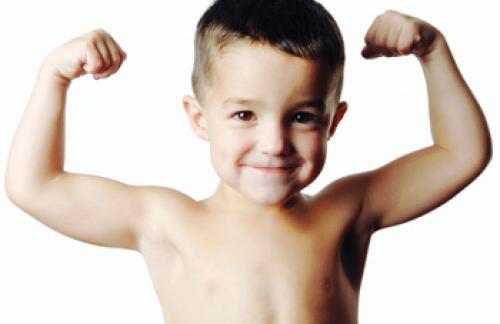 Как укрепить иммунитет ребенка - физические упражнения.