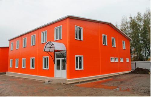 Строительство модульных - быстровозводимых здании