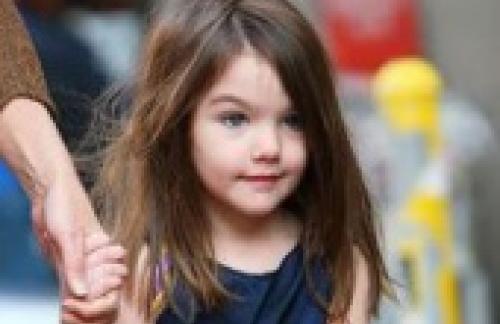 Сури - самый влиятельный ребенок в мире