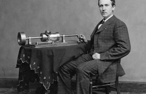 Томас Эдисон изобретения. Томас Эдисон - гений или плагиатор?