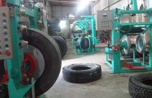 Восстановление шин. Оборудование под ключ