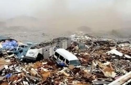 Почти $34 млн найдено на берегу, в домах Японии за 8 мес. после стихии