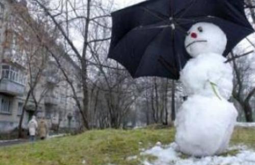 Декабрь-2011 войдет в пятерку самых теплых