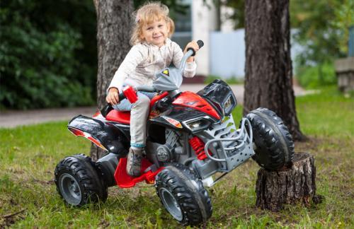 Выбор и покупка детского квадроцикла