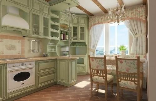 Выбираем кухню вместе
