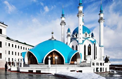 Что можно посмотреть в Казани?