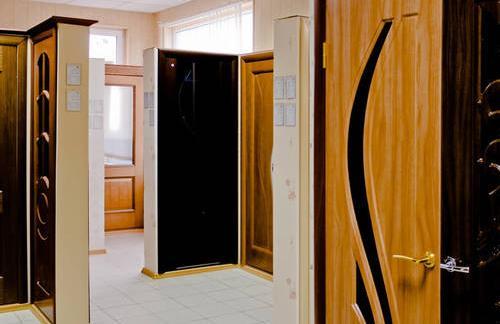 Основные разновидности межкомнатных дверей