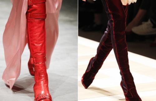 Женская модная зимняя обувь на сезон 2017-2018: новинки, тренды, фото