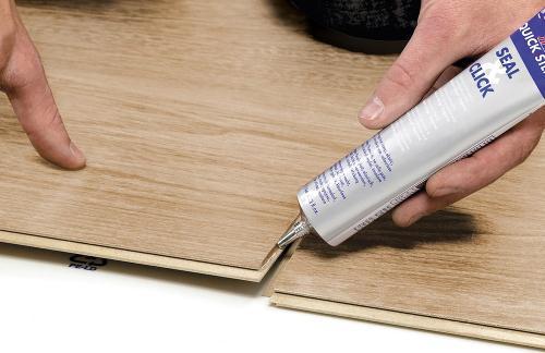 Универсальные герметизирующие составы для монтажа напольных покрытий