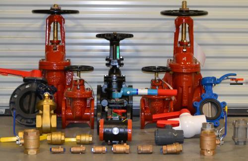 Основные разновидности современной трубопроводной арматуры