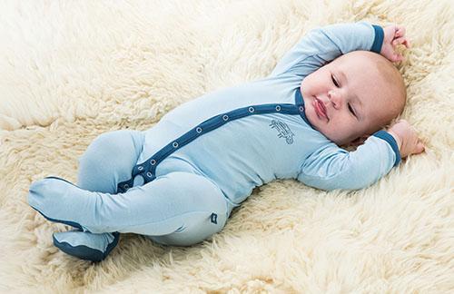 Рекомендации по выбору одежды для новорожденных и маленьких детей