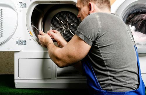 Основные неисправности современных стиральных машин