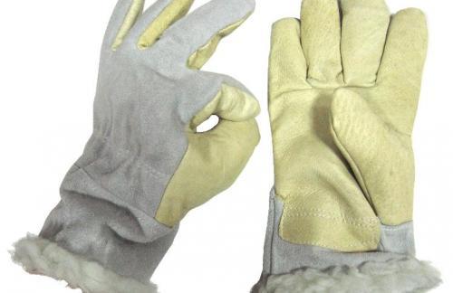 Как подобрать рабочие перчатки, их плюсы и минусы