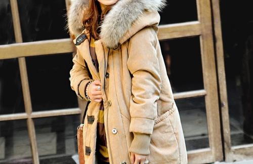 Зимние парки – удобная и практичная верхняя одежда!