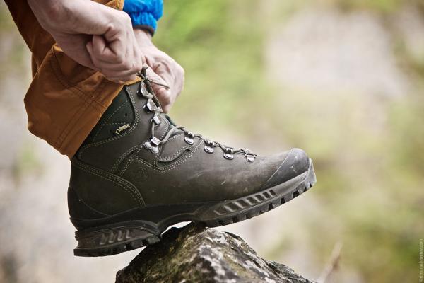 Выбираем обувь для похода